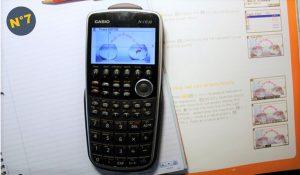 Avis calculatrice graphique casio