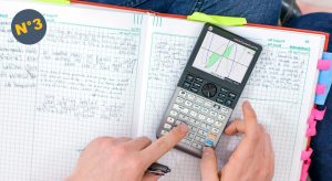 Calculatrice scientifique HP