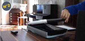 Comparatif scanner pas cher