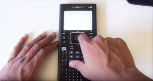 calculatrice scientifique texas