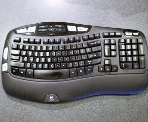 Clavier ergonomique pas cher