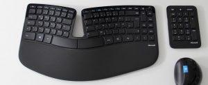 Meilleur clavier ergonomique