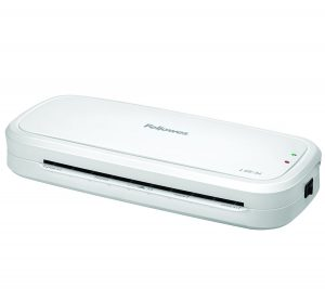 Plastifieuse Fellowes blanche
