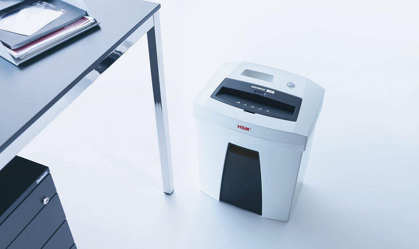 Dechiqueteur de papier