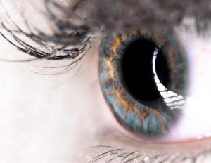 Danger laser pour les yeux