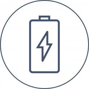Batterie pico projecteur