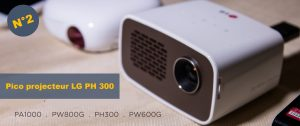 Pico projecteur LG PH300