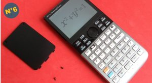 Calculatrice graphique HP
