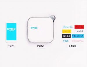Dymo etiqueteuse Bluetooth
