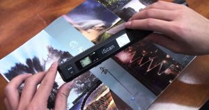 scanner de poche comparatif