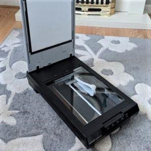 test scanner