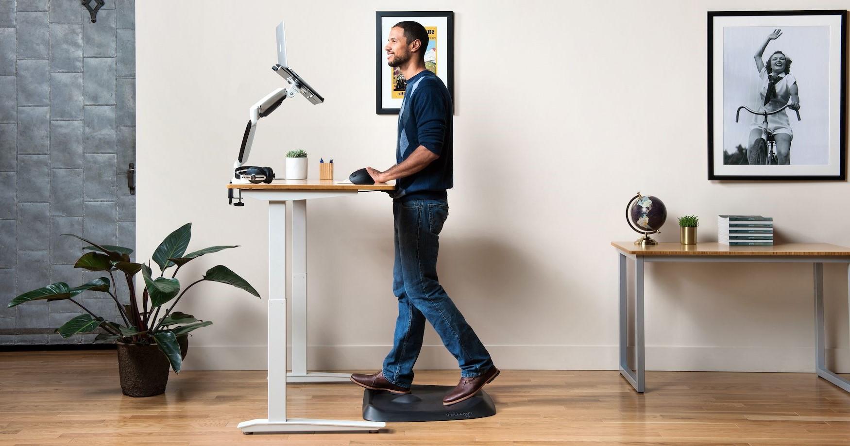 Tapis bureau debout les meilleurs tapis ergonomique pour