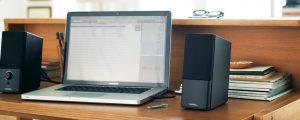 Avis enceinte PC Bose
