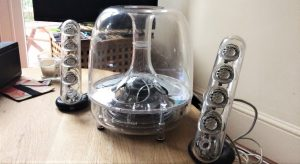 Enceinte PC Hardman Kardon Soundsticks III
