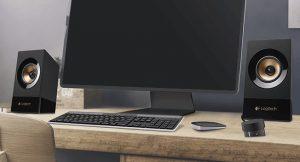 Enceinte ordinateur Logitech
