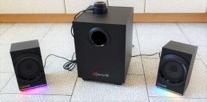 Enceinte ordinateur Sound Blaster