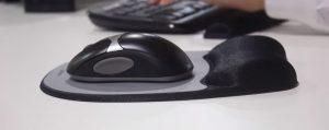 Tapis souris ergonomique Fellowes