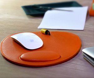 tapis de souris ergonomique canal carpien