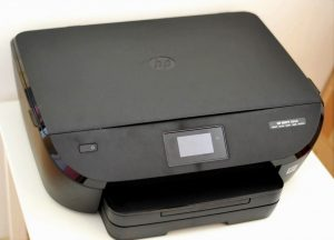 test hp envy 5540