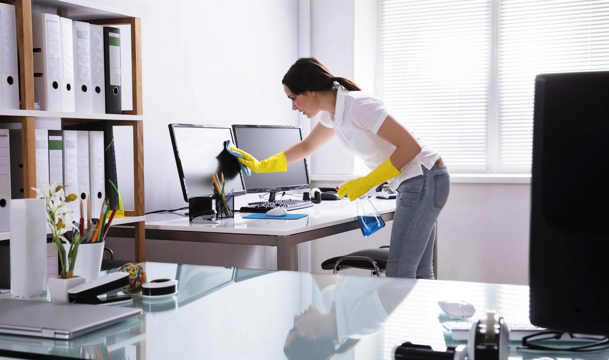 Nettoyage bureaux